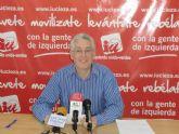 Illueca: 'Con 145 parados más, el paro registrado subió un 4% en Cieza en enero'
