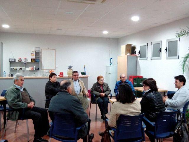 El Ayuntamiento y la AAVV de la Era Alta suscriben un convenio de colaboraci�n, Foto 1