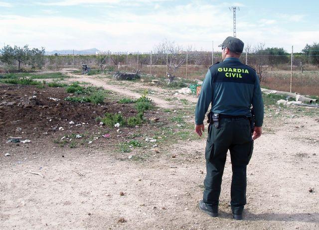 La Guardia Civil desmantela un grupo delictivo dedicado a la sustracción de aperos en fincas - 1, Foto 1