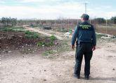 La Guardia Civil desmantela un grupo delictivo dedicado a la sustracción de aperos en fincas