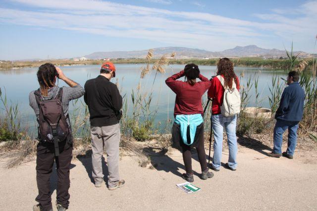 Los alumnos del Máster en Gestión de la Fauna Silvestre de la Universidad de Murcia visitan Las Lagunas de Campotéjar el viernes 7 de febrero - 1, Foto 1