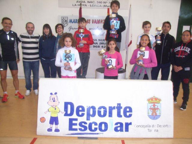 La concejalía de Deportes organizó la fase local de jugando al atletismo de Deporte Escolar, Foto 5