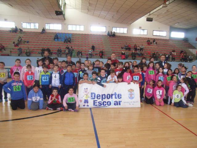 La concejalía de Deportes organizó la fase local de jugando al atletismo de Deporte Escolar, Foto 6
