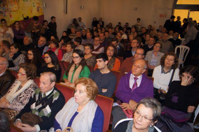 El C�rculo de Econom�a de la Regi�n de Murcia acoge la conferencia sobre el proyecto de La Bastida ante m�s de 150 personas, Foto 1
