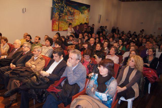El C�rculo de Econom�a de la Regi�n de Murcia acoge la conferencia sobre el proyecto de La Bastida ante m�s de 150 personas, Foto 2