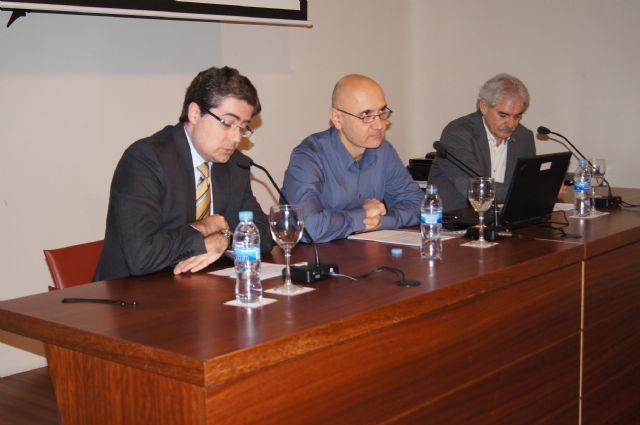 El C�rculo de Econom�a de la Regi�n de Murcia acoge la conferencia sobre el proyecto de La Bastida ante m�s de 150 personas, Foto 3