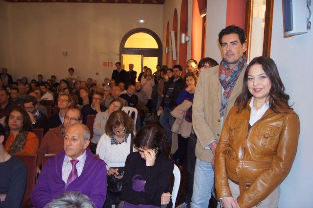 El C�rculo de Econom�a de la Regi�n de Murcia acoge la conferencia sobre el proyecto de La Bastida ante m�s de 150 personas, Foto 4