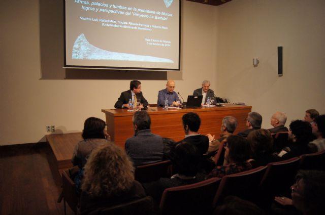 El C�rculo de Econom�a de la Regi�n de Murcia acoge la conferencia sobre el proyecto de La Bastida ante m�s de 150 personas, Foto 5