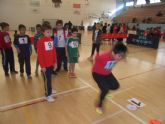 La concejalía de Deportes organizó la fase local de jugando al atletismo de Deporte Escolar