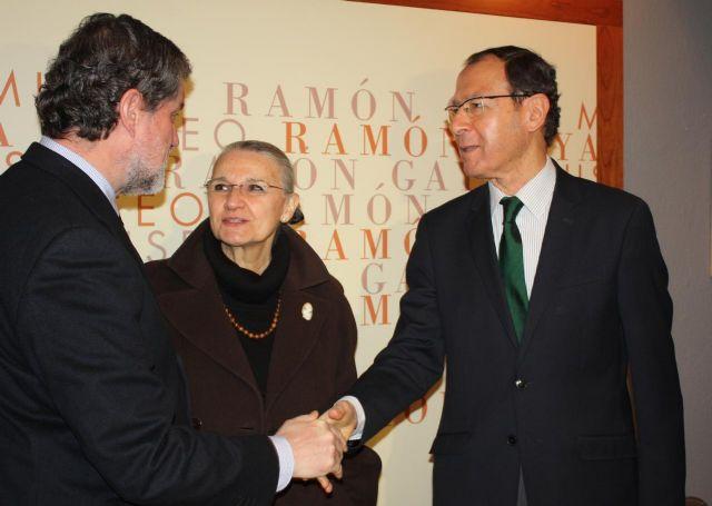 El Museo Ramón Gaya incrementa su patrimonio con la donación de tres óleos del pintor - 1, Foto 1