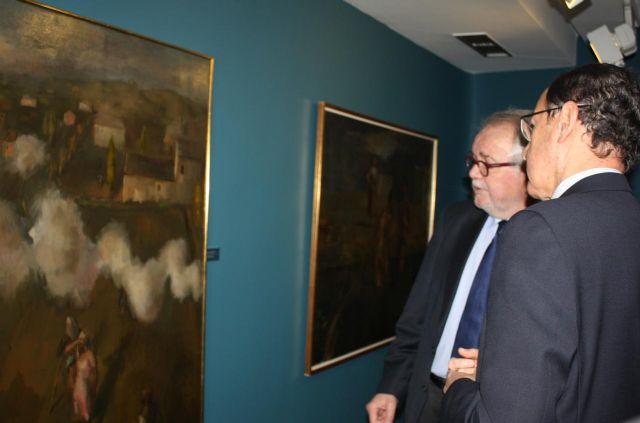 El Museo Ramón Gaya incrementa su patrimonio con la donación de tres óleos del pintor - 4, Foto 4