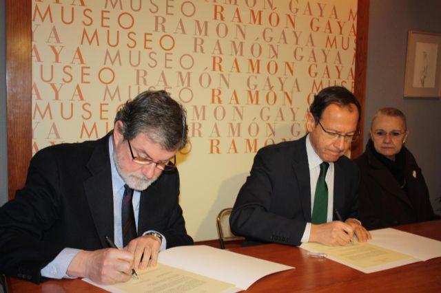 El Museo Ramón Gaya incrementa su patrimonio con la donación de tres óleos del pintor - 5, Foto 5