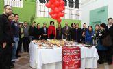 El Ayuntamiento y asociaciones empresariales impulsan la campaña para el fomento del comercio local 'Puerto Lumbreras Te Enamora'