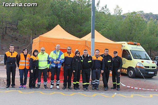 La Direcci�n General de Emergencias de la Regi�n de Murcia activa la alerta naranja en Totana por vientos, Foto 1