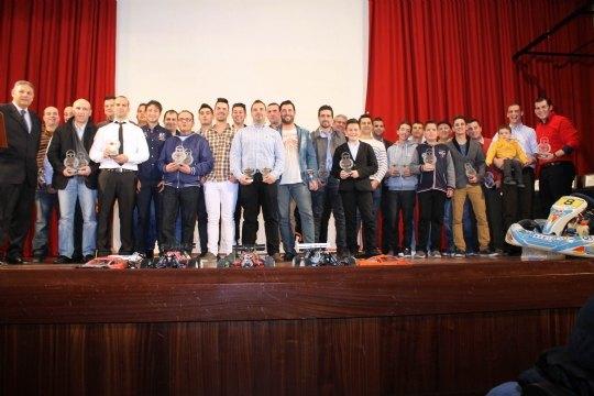 El pasado sábado 8 de febrero se celebró en Totana la Gala de Campeones FARMU, Foto 1