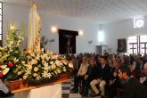 La Misa, la posterior procesión y la comida de convivencia pusieron fin a las Fiestas Patronales de Las Arboledas