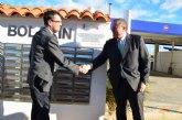 La Comunidad resalta el atractivo para iniciar una actividad que ofrece el parque empresarial Lo Bolarín de La Unión