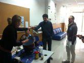 Los alumnos del centro de FP 'La Salceda' torreño aprenden hábitos de vida saludable