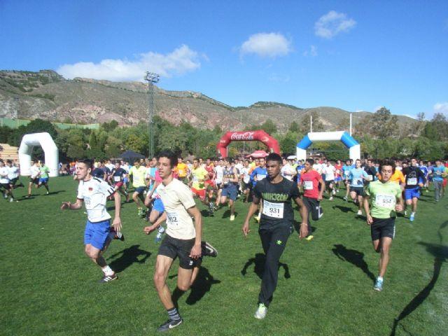 21 escolares de Totana participaron en la final regional de campo a través de Deporte Escolar infantil, cadete y juvenil, Foto 5
