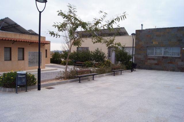 El ayuntamiento de Totana inaugurará el nuevo salón de actos de El Paretón-Cantareros el próximo día 8 de marzo, Foto 3