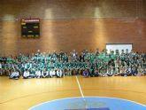 Presentados los equipos de baloncesto del Club Sierramar