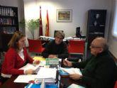 Gestiones de la concejalía de política social ante la comunidad autónoma