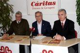 El Pana, Manuel Cascales y Víctor Puerto a beneficio de Cáritas Murcia, en la plaza de toros de Los Felices