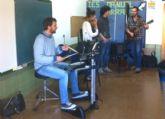 El Aula de Música Moderna realiza sesiones musicales en los institutos de San Pedro del Pinatar