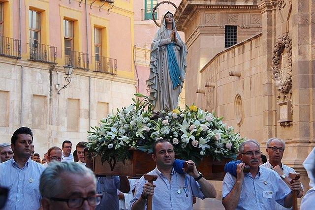 Los hospitalarios de Lourdes están convocados este domingo a dar testimonio de la alegría de servir a los enfermos