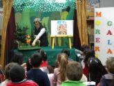 El programa de animación a la lectura,  organizado por la biblioteca municipal, ha contado con la participación de 287 alumnos durante el mes de enero