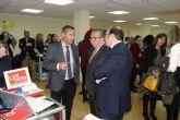 Doscientos alumnos de Formación Profesional entran en contacto con 11 empresas en la Feria FP Joven 2014 de Molina de Segura