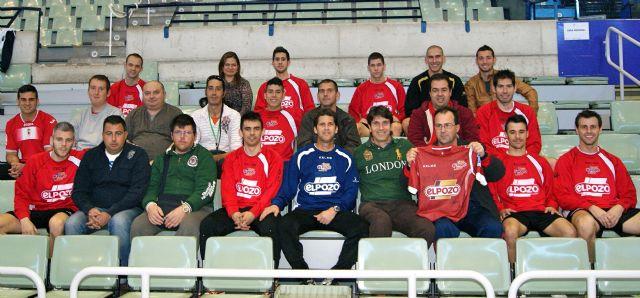 Visita de la Asociación Murciana de Rehabilitación Psicosocial de Molina - 1, Foto 1