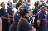CGT denuncia que 'el Gobierno de Murcia decide cerrar el parque de bomberos de San Pedro del Pinatar'