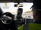 La Guardia Civil detiene a un conductor por circular a 226 km/h