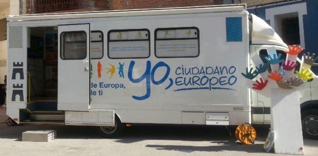 La campaña ´Yo, ciudadano europeo´ fomenta la participación activa de los jóvenes en la vida democrática europea - 1, Foto 1