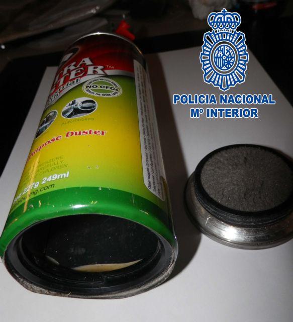 La droga era distribuída a través de un bar de la localidad - 1, Foto 1