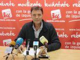 Saorín: 'En enero se destruyeron 360 empleos en Cieza'
