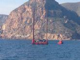 Aria confía en la pronta declaración como recurso mineral de origen no natural de los sedimentos vertidos en la bahía de Portmán
