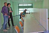 La sala de estudio 24 horas con acceso mediante huella dactilar registra más de 1.800 visitas en 3 meses