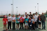 Finaliza el XIV Open Promesas de Tenis Totana Origen