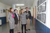 Begoña Iniesta resalta el trabajo que Los Alcázares realiza en materia de absentismo