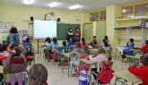 Más de 300 alumnos participan en la XI 'Campaña de sensibilización contra el Absentismo Escolar' en Puerto Lumbreras
