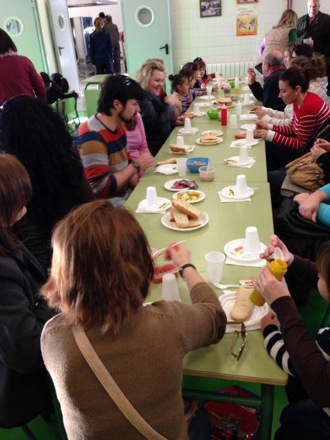 Los más pequeños aprenden a desayunar de forma saludable - 3, Foto 3