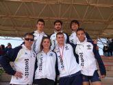 Excelentes actuaciones del Club Atletismo Mazarr�n en Yecla y Murcia con dos platas y un oro