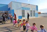 Simulacros de evacuación en las guarderías municipales de Puerto Lumbreras