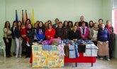 Más de una veintena de mujeres de Albudeite se forman en dos talleres de costura