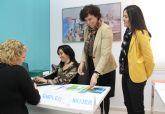 El Centro de la Mujer refuerza los servicios de empleo para facilitar la inserción laboral y la especialización profesional de la mujer en Puerto Lumbreras