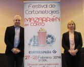 18 cortometrajes y una �Charla con un Goya� componen el I Festival �Mazarr�n en Corto�