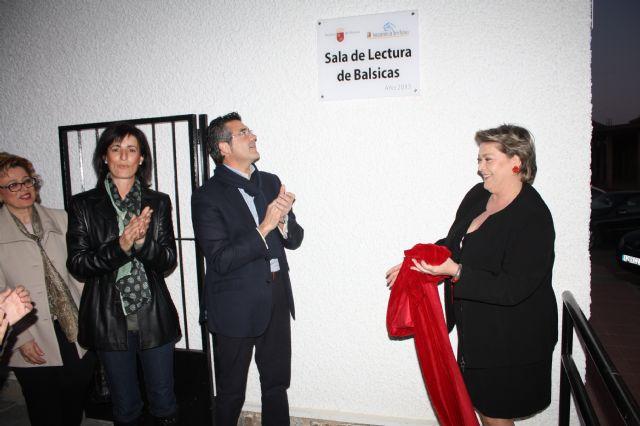 Convenio para fomentar la lectura en Balsicas - 1, Foto 1