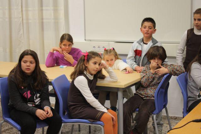 Convenio para fomentar la lectura en Balsicas - 3, Foto 3